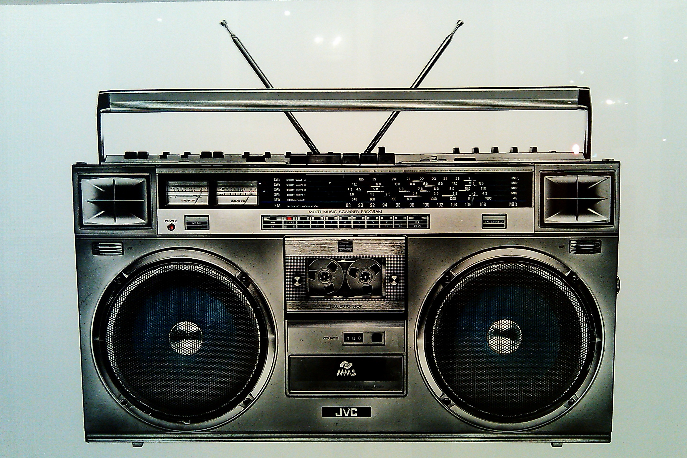 The Boombox Project by Lyle Owerko @Clic | Avenue80s NYC